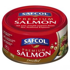 Safcol Salmon Smoked