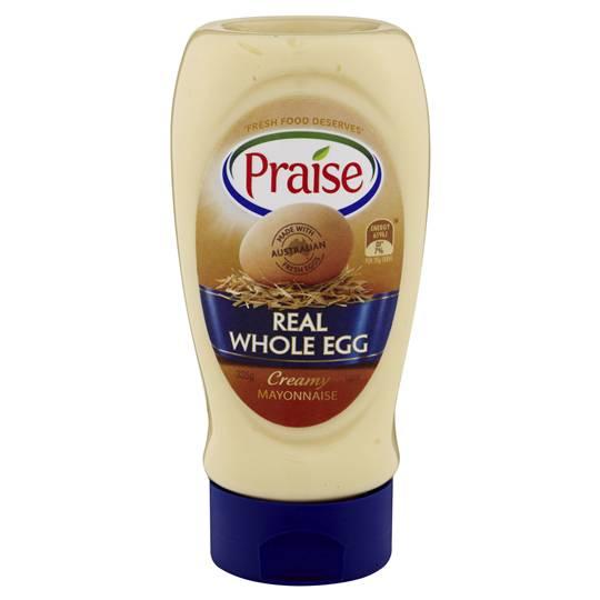 Praise Whole Egg Mayonnaise Mayonnaise