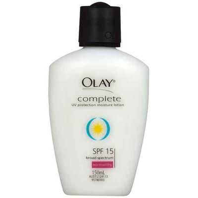Olay Complete Uv Spf15+ Lotion Normal Dry