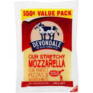 Devondale Mozzarella Cheese