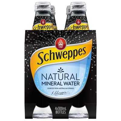 Schweppes Mineral Water