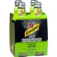Schweppes Lemon Lime Bitters