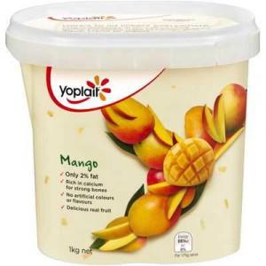 Yoplait Lite Mango Yoghurt