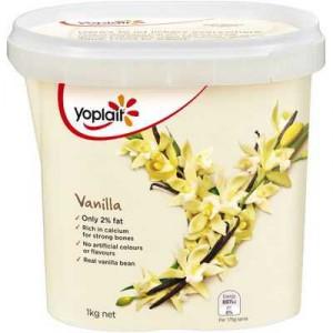 Yoplait Lite Creamy Vanilla Yoghurt