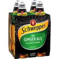 Schweppes Dry Ginger Ale