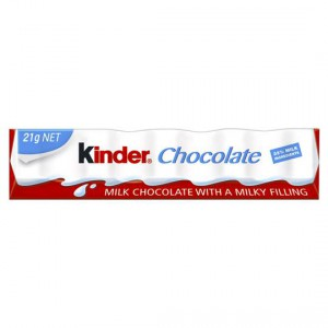 Kinder Chocolate Maxi T
