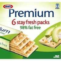 Kraft Premium Crispbread 98% Fat Free