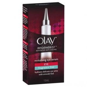 Olay Regenerist Advanced Antiageing Fragrance Free Eye Serum