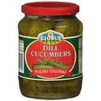 Globus Cucumbers Polish Dill