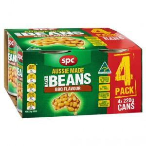Spc Baked Beans Bbq Sauce