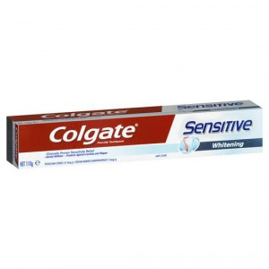 Colgate Sensitive Toothpaste Whitening