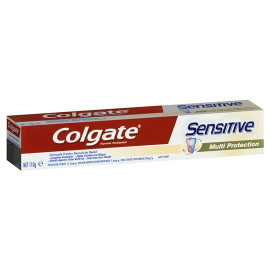 Colgate Sensitive Toothpaste Multi Protection