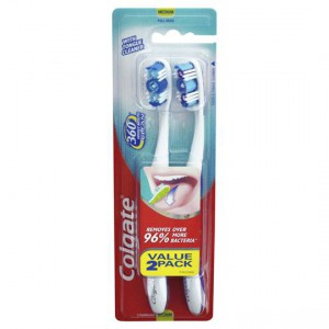 Colgate Toothbrush 360 Medium