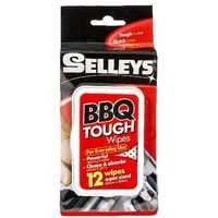 Selleys Bbq Accessory Tough Wipes