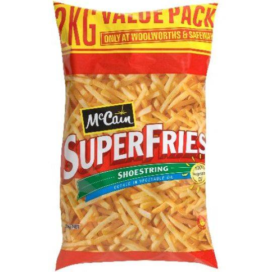 Mccain Superfries Shoestring