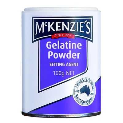 Mckenzie's Baking Aids Gelatine