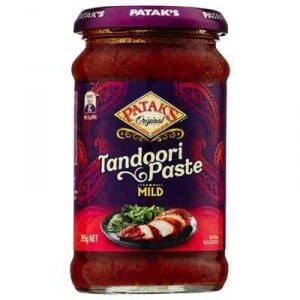 Pataks Paste Curry Tandoori