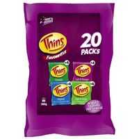 Thins Chips Multipack Thins Variety