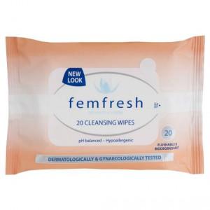 Femfresh Intimate Hygiene Feminine Wipes