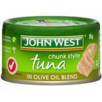 John West Tuna Olive Oil Blend