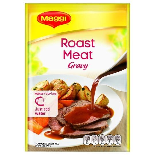Maggi Roast Meat Gravy Mix