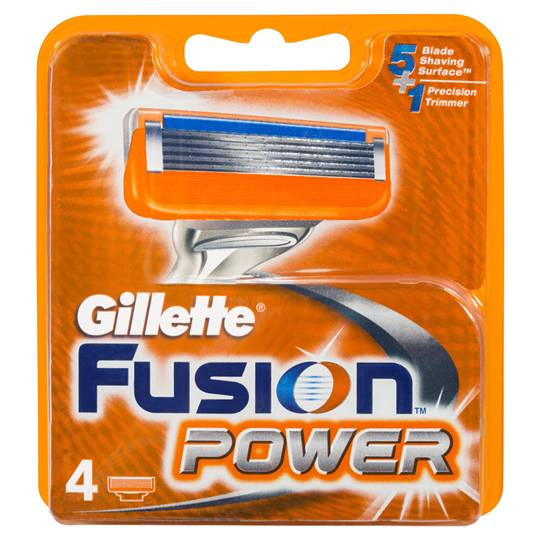 Gillette Fusion Power Refill