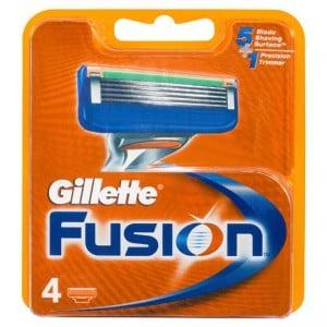 Gillette Fusion Manual Refill