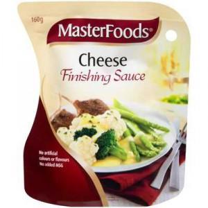Masterfoods Finishing Sauce Cheese