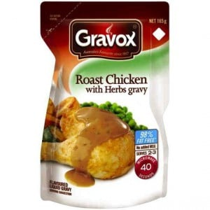 Gravox Gravy Liquid Chicken With Herbs