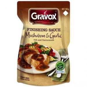 Gravox Finishing Sauce Mushroom & Garlic