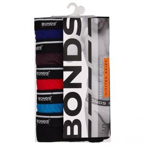 Bonds Mens Underwear Hipster Brief Large