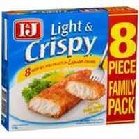 I&j Battered Fish Light And Crispy Lemon