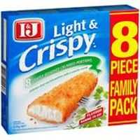 I&j Battered Fish Light &crispy Lightly Seasoned
