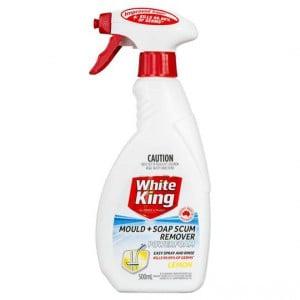 White King Mould & Scum Remover Lemon