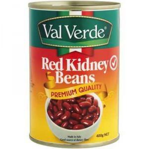 Val Verde Beans Red Kidney