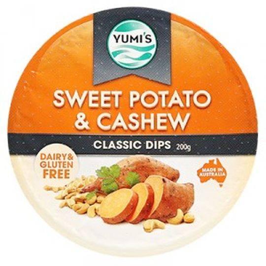 Yumi's Dip Sweet Potato & Cashew