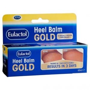 Eulactol Gold Foot Care Heel Balm