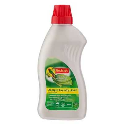 Bosistos Allergen Top & Front Loader Laundry Liquid