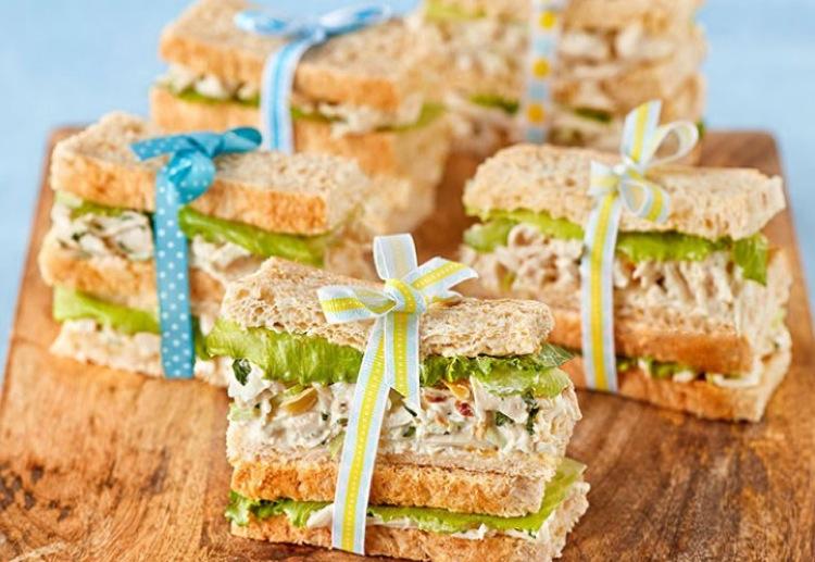 'Best Ever' Chicken Sandwiches