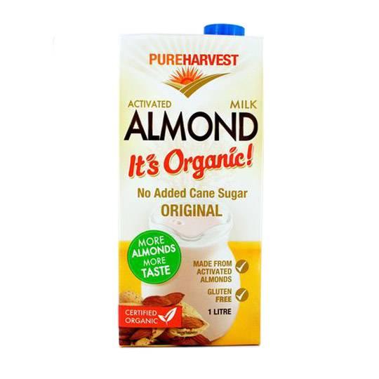 Pureharvest Organic Almond Milk