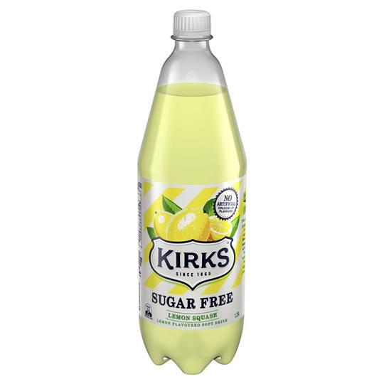 Kirks Lemon Sugar Free