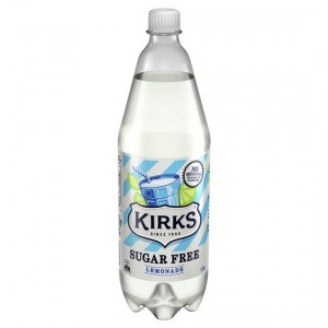Kirks Lemonade Sugar Free