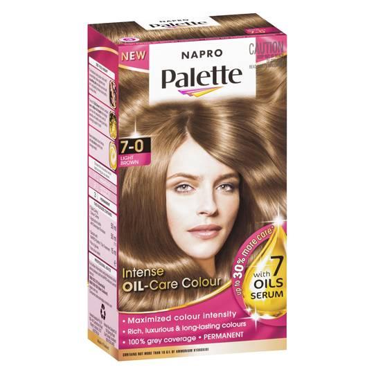 Napro Palette Permanent Colour Light Brown