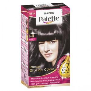 Napro Palette Permanent Colour Black