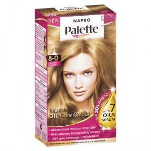 Napro Palette Permanent Colour Medium Blondes