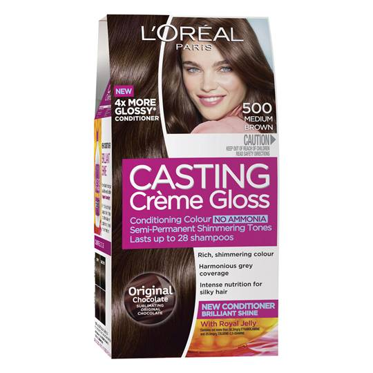 L'oreal Casting Crème Gloss 500 Medium Brown