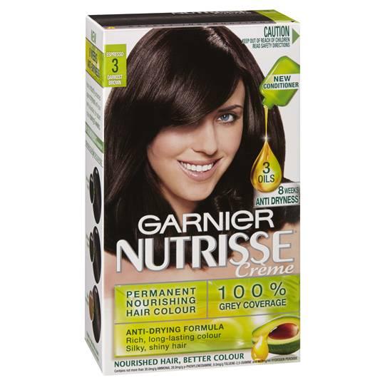 Garnier Nutrisse 3.0 Espresso