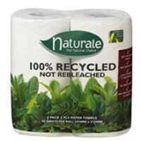 Naturale Paper Towel 100% Recycled 2ply