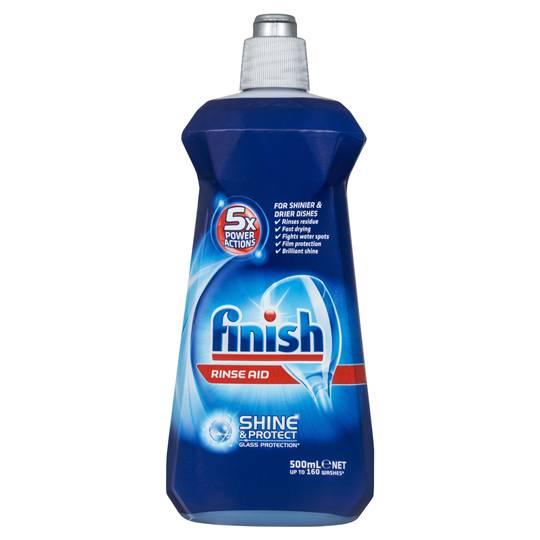 Finish Dishwashing Rinse Aid Regular