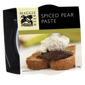 Maggie Beer Paste Spiced Pear